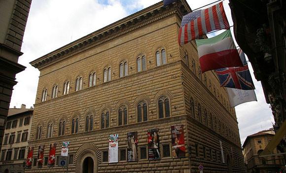 Foto di Palazzo Strozzi di http://kidsarttourism.com