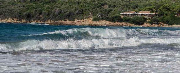 Spiaggia Maquis Corsica